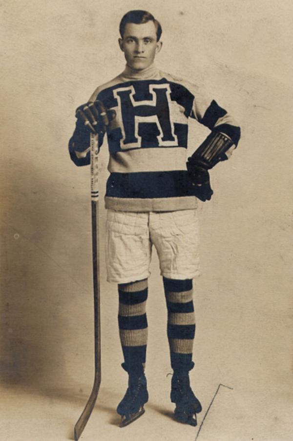 1911 Haileybury Comets season