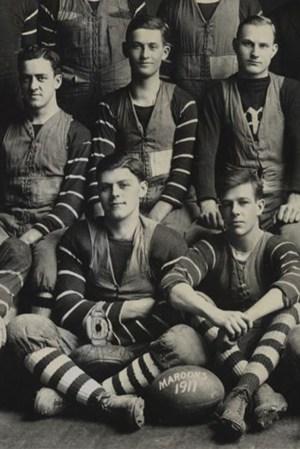 1911 Toledo Maroons Season