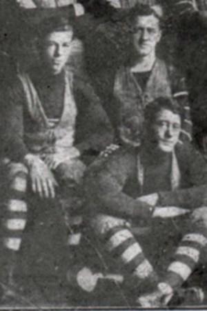 1913 Toledo Maroons Season