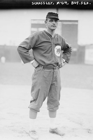 1915 Buffalo Blues Season