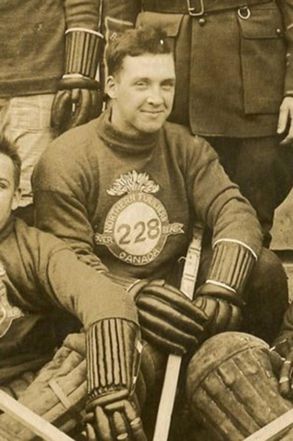 1917 Toronto 228th Battalion season