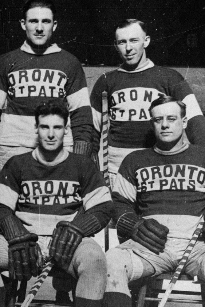 1922 Toronto St. Patricks season