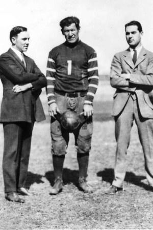 1924 Rock Island Independents Season