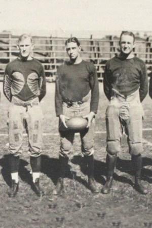 1925 Pottsville Maroons Season