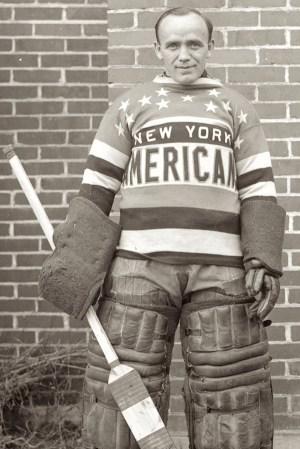 1928-29 New York Americans Season