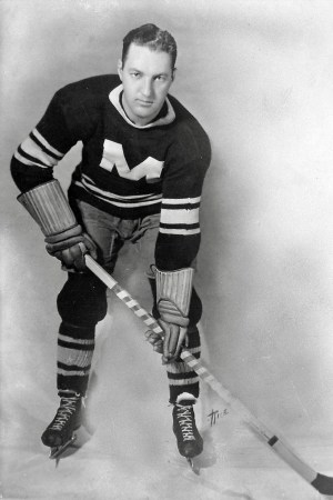 1928-29 Montreal Maroons Season