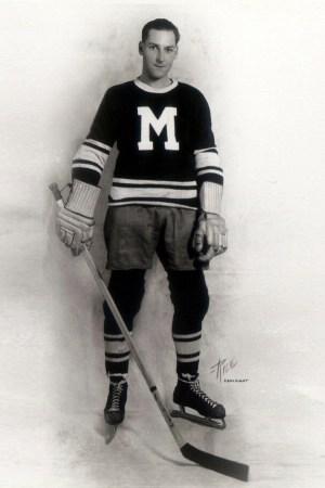 1932-33 Montreal Maroons Season