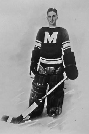 1933-34 Montreal Maroons Season
