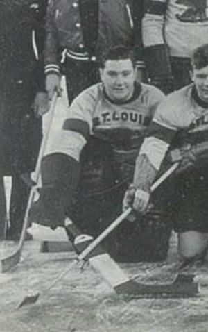 1934-35 St. Louis Eagles Season