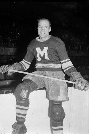 1935-36 Montreal Maroons Season