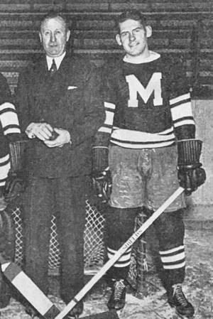 1936-37 Montreal Maroons Season