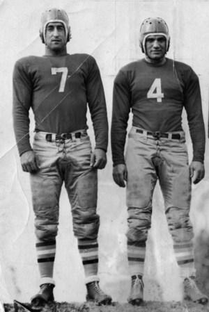 1936 Cleveland Rams Season