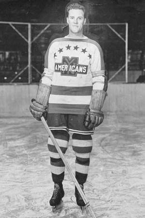1937-38 New York Americans Season