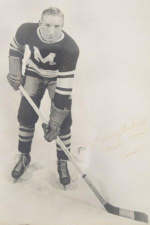 1937-38 Montreal Maroons Season