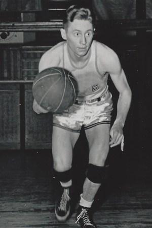 1944-45 Baltimore Bullets Season