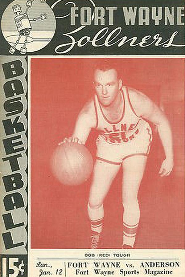1947 Fort Wayne Pistons season
