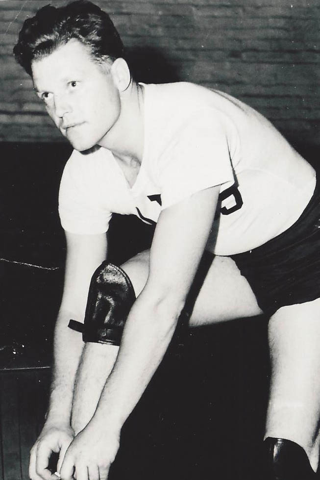1947 Toronto Huskies season