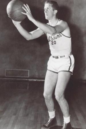 1947-48 Sheboygan Red Skins Season