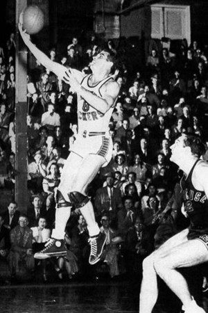 1947-48 Anderson Duffey Packers Season