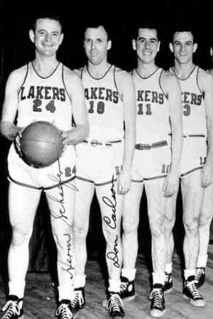 1947-48 Minneapolis Lakers Season
