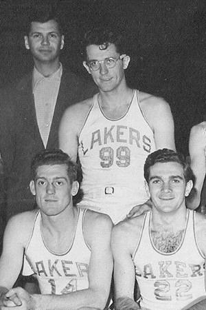1948-49 Minneapolis Lakers Season