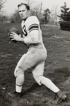 1949 Baltimore Colts Season