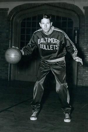 1950-51 Baltimore Bullets Season