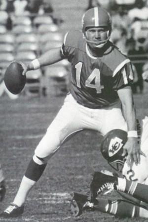 1963 Denver Broncos Season