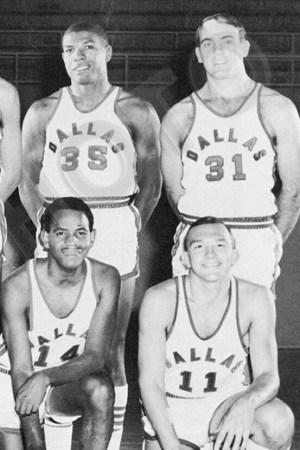 1967-68 Dallas Chaparrals Season