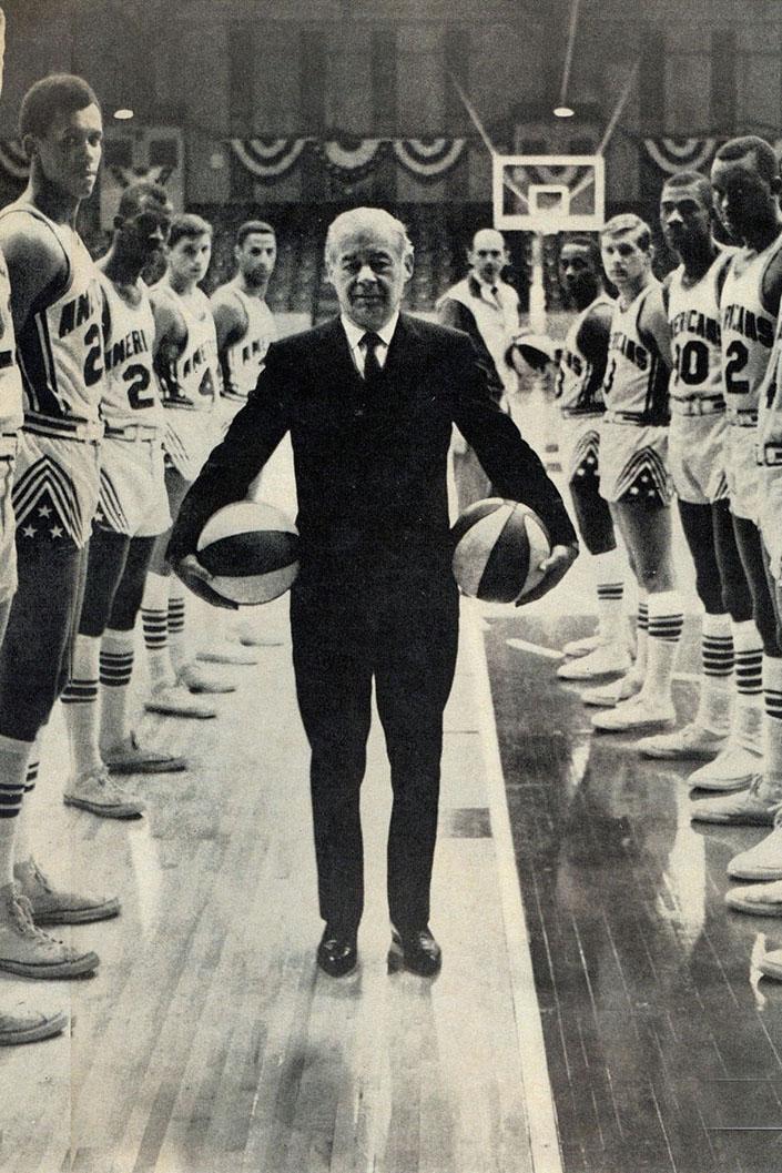 1968 New Jersey Americans season