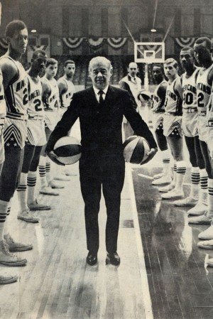 1967-68 New Jersey Americans Season