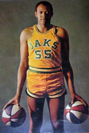 1967-68 Oakland Oaks Season