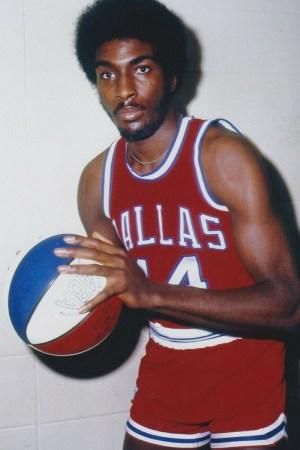 1972-73 Dallas Chaparrals Season