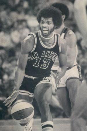 1974-75 San Antonio Spurs Season