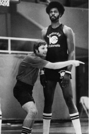 1974-75 Kentucky Colonels Season