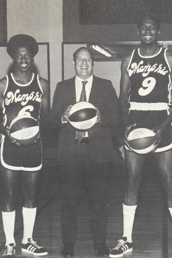 1975 Memphis Sounds season