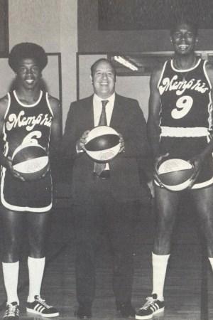 1974-75 Memphis Sounds Season
