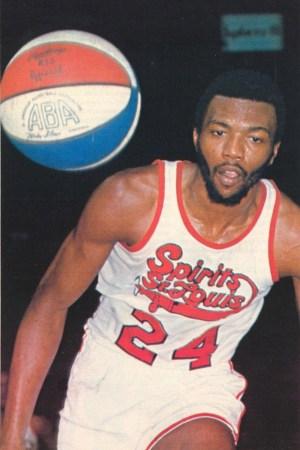 1974-75 Spirits of St. Louis Season