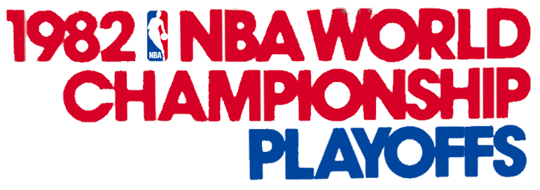 Philadelphia 76ers - 1981-82 NBA Playoffs Logo