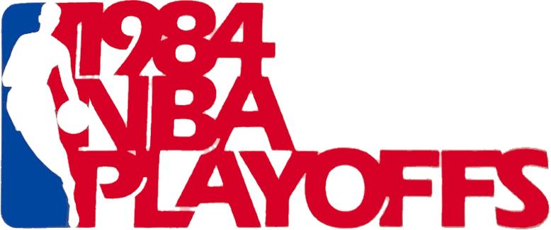 Indiana Pacers - 1983-84 NBA Playoffs Logo