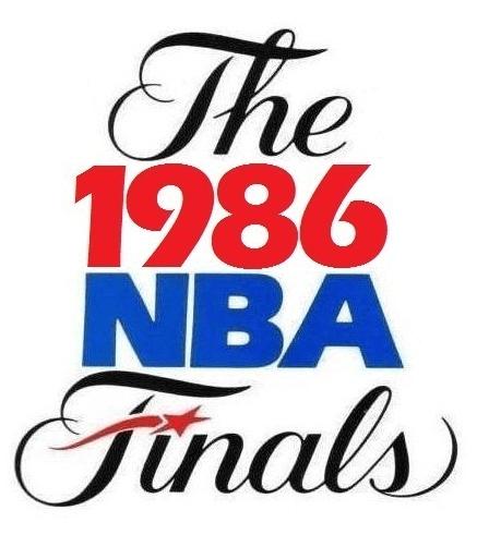 Dallas Mavericks - 1985-86 NBA Playoffs Logo
