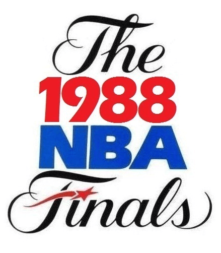 Houston Rockets - 1987-88 NBA Playoffs Logo