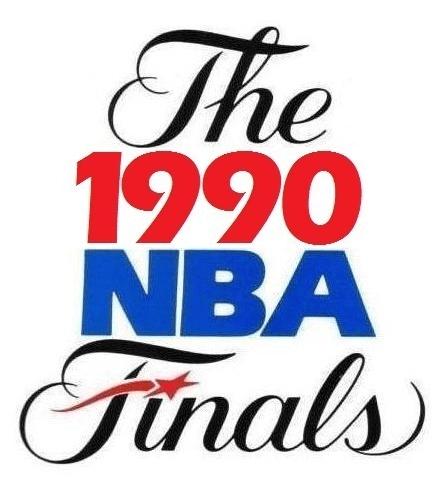 Atlanta Hawks - 1989-90 NBA Playoffs Logo