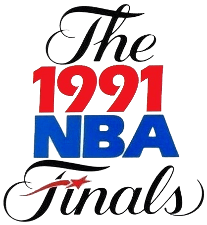 Denver Nuggets - 1990-91 NBA Playoffs Logo