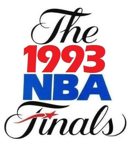 Denver Nuggets - 1992-93 NBA Playoffs Logo