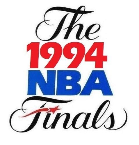 Chicago Bulls - 1993-94 NBA Playoffs Logo
