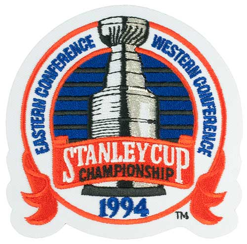 1993-94 NHL Playoffs Logo