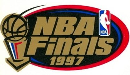 Denver Nuggets - 1996-97 NBA Playoffs Logo