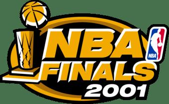 Detroit Pistons - 2000-01 NBA Playoffs Logo
