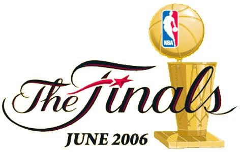 Minnesota Timberwolves - 2005-06 NBA Playoffs Logo